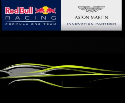 Aston Martin and Red Bull to build 'next generation