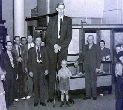 tallest man in history robert pershing wadlow news from armenia