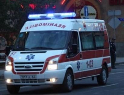 «Շտապբուժօգնության» 6-8 մեքենա դեպքի վայրում և դրա հարակից տարածքում առ այսօր հերթապահություն է իրականացնում