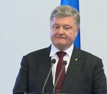 Ukrainian President: Putin wants all of my country