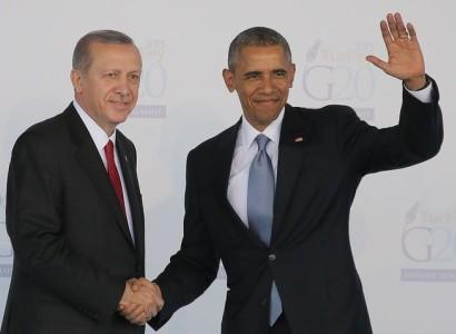 Обама намерен 4 сентября встретиться с Эрдоганом