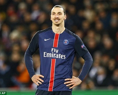 Zlatan Ibrahimovic misses his PSG salary