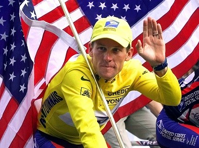Lance Armstrong's ban is partially lifted