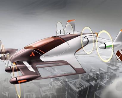 Airbus-ը ներկայացրել է թռչող տաքսիի նախագիծը