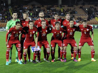 Արտերկրում հանդես եկող 13 ֆուտբոլիստ հրավիրվել է ազգային հավաքական