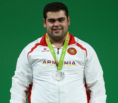 Այսօր օլիմպիական խաղերի փոխչեմպիոն Գոռ Մինասյանի ծննդյան օրն է