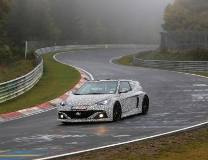 Hyundai-ը թեստերի է հանել միջին շարժիչային հոթ-հեչը
