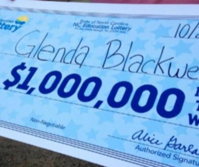 Կինը փորձել է ամուսնուն ապացուցել, որ լոտոն գումարի անտեղի վատնում է և շահել է 1 միլիոն դոլար