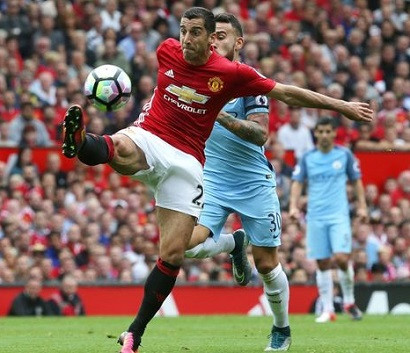 Borussia Dortmund eager to end Henrikh Mkhitaryan's Manchester United hell with January loan move