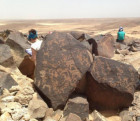 Ancient Inscriptions Show Life Once Flourished in Jordan's 'Black Desert'