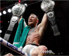 UFC announces Conor McGregor has relinquished featherweight title, Jose Aldo is new champ