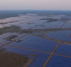 The world's largest solar power plant is completed in India – 648 MW to power ~150,000 homes