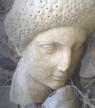 Crete found antique sculpture of perfect beauty