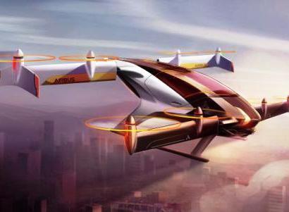 Airbus-ը 2017-ի վերջին կփորձարկի թռչող անօդաչու տաքսիները (լ....