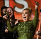 Adele refuses Grammy and then breaks award in half 'Mean Girls style' to give to Beyonce
