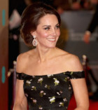 BAFTA Awards 2017: Red carpet arrivals