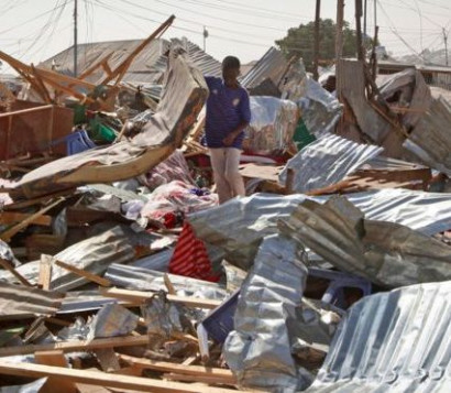 Սոմալիի մայրաքաղաքում պայթյունի հետևանքով առնվազն 39 մարդ է ....