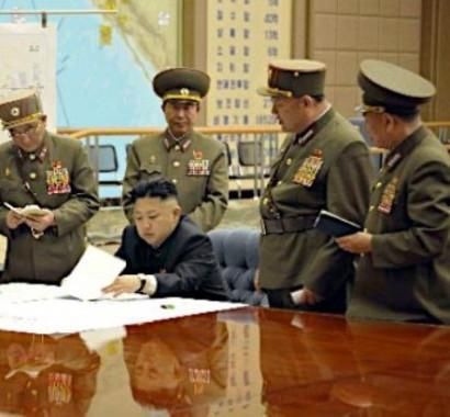 Հյուսիսային Կորեան խոստացել է մոխրի վերածել «ագրեսիայի ու սադրանքների ամերիկյան հիմնական կայանները»