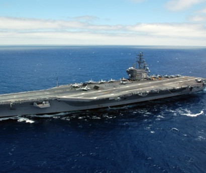 Three US Aircraft Carriers Directed Toward South Korean Shores