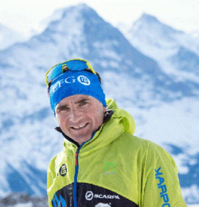 Ueli Steck: Everest claims 'Swiss Machine' climber