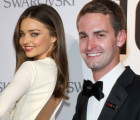Miranda Kerr Marries Snapchat Founder Evan Spiegel in Backyard California Wedding