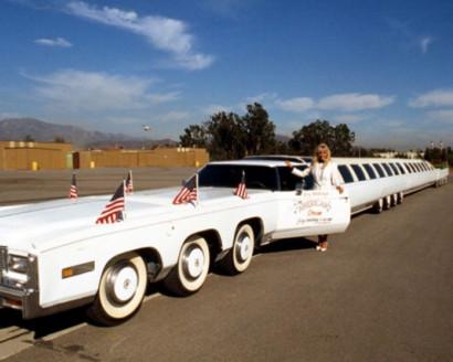 Աշխարհի ամենաերկար ավտոմեքենան՝ «Ամերիկյան երազանքը&ra....