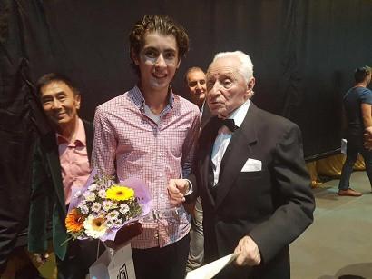 Հայաստանը ներկայացնող արտիստը բալետային հեղինակավոր մրցույթում արժանացավ դիպլոմի