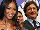 Naomi Campbell is 'secretly dating' 62-year-old multimillionaire tobacco company boss Louis C. Camilleri