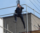 IT'S MISSION LIMBPOSSIBLETom Cruise 'will need months to recover' from broken bones after smash into a wall during failed action stunt