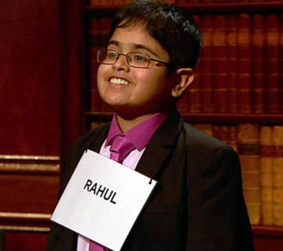 Twelve-year-old 'genius' believed to have higher IQ than Stephen Hawking and Albert Einstein