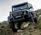 Mercedes G500 4×4² To Be Discontinued At The End Of October