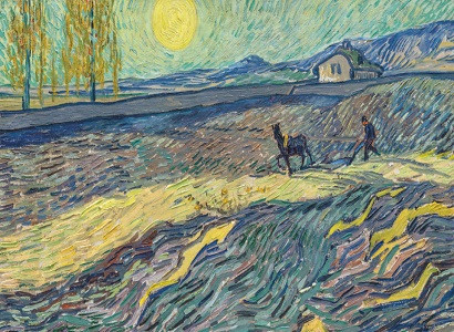 In New York a Van Gogh Put up for Auction for $50 Million