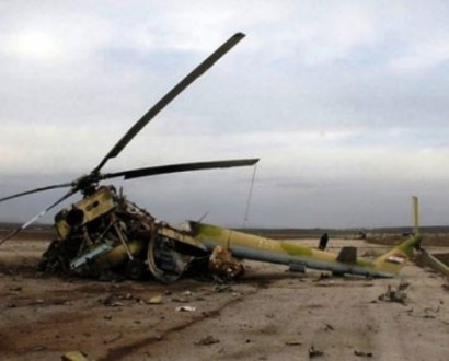 Iraqi army helicopter crash kills seven, military says