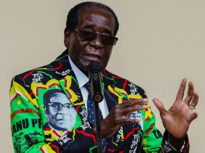 Զիմբաբվեի նախագահը հեռացվել է իշխող կուսակցության ղեկավարի պ....
