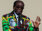 The Latest: Zimbabwe ruling party recalling Mugabe as chief