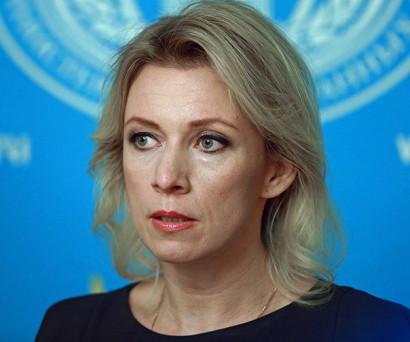 «Ռուսաստանը հարգանքով է վերաբերվում Հայաստան-ԵՄ համաձայնագրի ստորագրմանը». Զախարովա