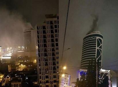 Հրդեհ Բաթումիի հյուրանոցներից մեկում. կա 12 զոհ