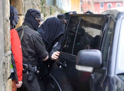 Spanish police conduct raids on Georgian mafia