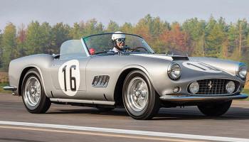 Легендарный автомобиль Ferrari был продан за 18 миллионов долларов