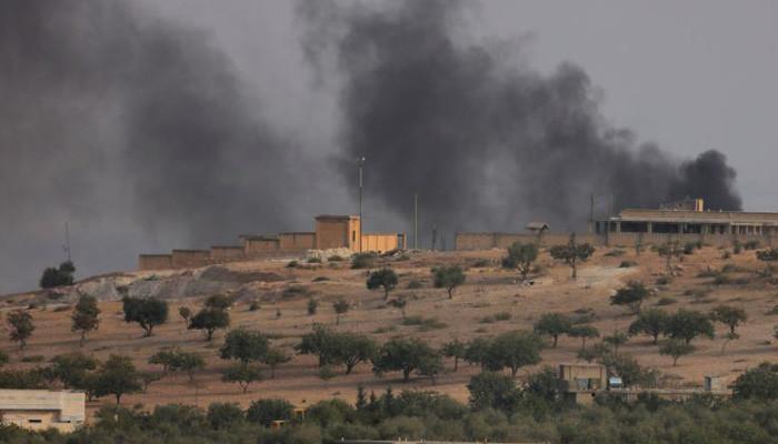 Սիրիայում ամերիկյան ավիահարվածի հետևանքով ավելի քան 20 մարդ ....