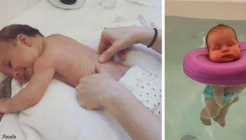 Ավստրալիայում գործում է սպա-սրահ՝ նորածինների համար
