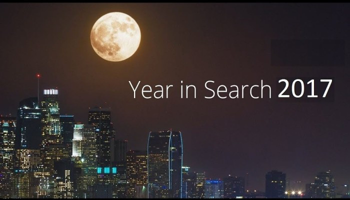 Google - Year In Search 2017