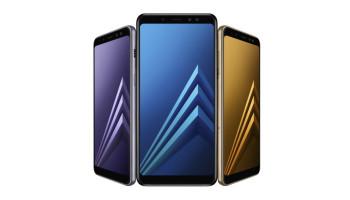Samsung-ը ներկայացրել է Galaxy A8 և A8+ սմարթֆոնները