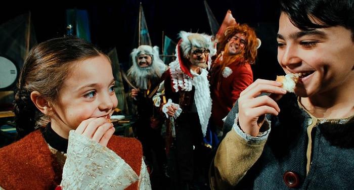 «Հեքիաթն ունի խրատական բնույթ` չդավաճանել հարազատ մարդկանց». «Հենզելն ու Գրետելը» հեքիաթը՝ Պատանի հանդիսատեսի թատրոնում