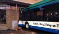 Գերմանիայում ավտոբուսը մխրճվել է պատի մեջ. 43 մարդ է տուժել