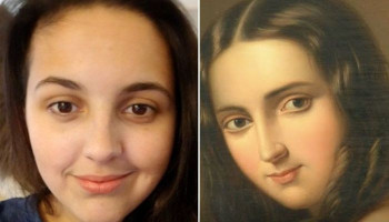 Google's Free App Will Find Portraits in Museums That Look Just Like You