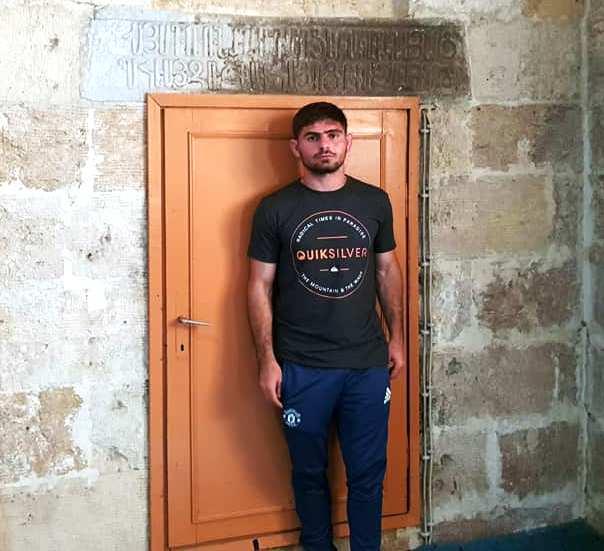 Hamlet Hovsepyan