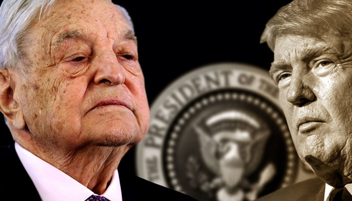 Trump wants US to be 'mafia state': Soros