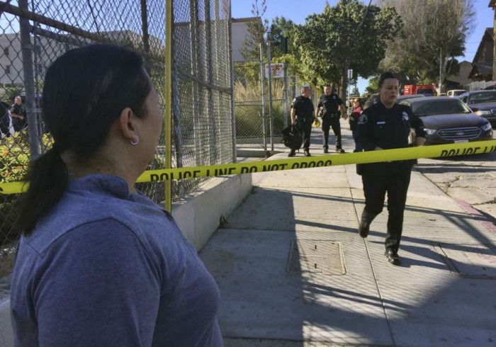 Police say LA middle-school shooting by 12-year-old girl was accidental