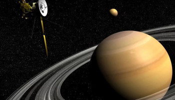 NASA Saturn discovery re-writes biology books